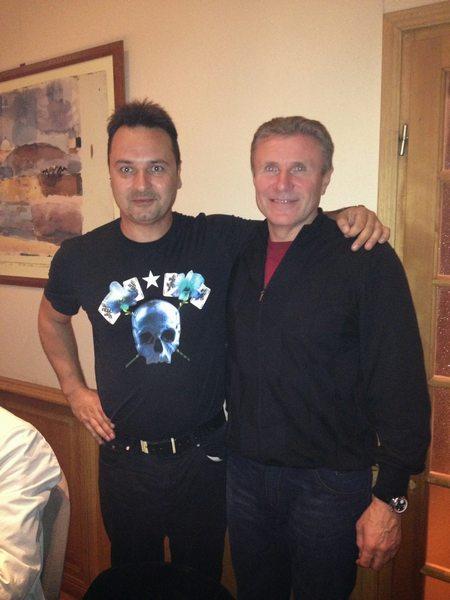 Soirée avec la FFA avec Sergueï Bubka